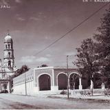 Iglesia Y atrio