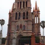 Estilo gótico Catedral de San Miguel. Abril/2014
