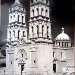 Santuario del Senor de los Rayos hacia 1945