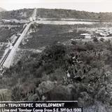 Construccion de La Presa 31 de Octubre de 1930