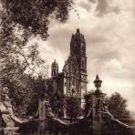 Iglesia de Tepotzotlán (circa 1920)