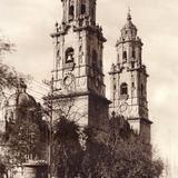 Catedral de Morelia (circa 1920)