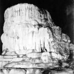 La Gran Fuente, en las Grutas de Cacahuamilpa (circa 1920)