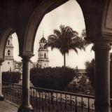 Plaza e Iglesia de Córdoba (circa 1920)