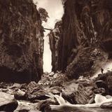Lugar del terremoto de 1920, cerca de Xalapa (circa 1920)