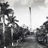 Ingenio Emiliano Zapata. Hacia 1945