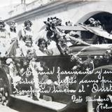 Carro Carnavelesco en 1928