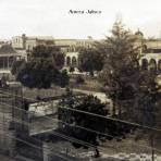Plaza e Iglesia Hacia 1919