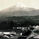 El Pico de Orizaba desde por HUGO BREHME