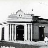 Mercado Municipal hacia 1945