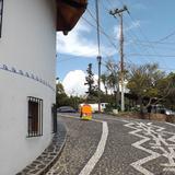 Calles empedradas del pueblo mágico. Julio/2012