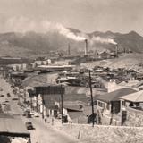 Cananea, vista desde el puente