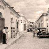 Álamos, Calle Aurora