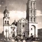 Saltillo, Catedral, 1950