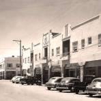 Mexicali, Hotel Moderno, 1950