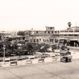 Nuevo Laredo, Plaza Hidalgo, 1951
