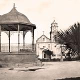 Reynosa, plaza principal