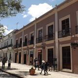 Arquitectura colonial del Pueblo Mágico. Julio/2014
