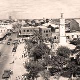 Nuevo Laredo, vista a la Plaza Hidalgo