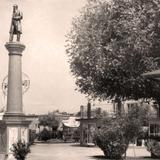 Nuevo Laredo, monumento a Santiago M Belden