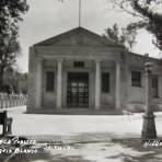 Biblioteca Publica M Muzquiz