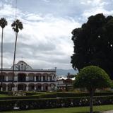 Palacio Municipal de Santa María del Tule. Julio/2014