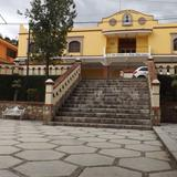Palacio Municipal de Capulalpam de Méndez. Julio/2014