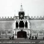 Exposision del Centenario 1910 Pabellon Espanol en Mexico