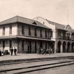 Aguascalientes, Estación del Ferrocarril