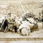 Catastrofe en Tacubaya Por H J Gutierrez
