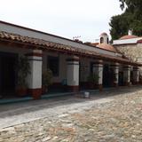 Templo de Santa María del Tule. Julio/2014
