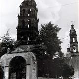 TEMPLO DE SAN FRANCISCO Hacia 1945