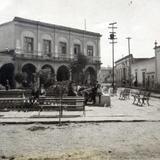 JARDIN ZARAGOZA Hacia 1930