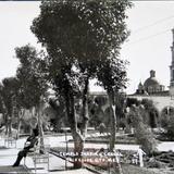 PALACIO TEMPLO y carcerl Hacia 1945