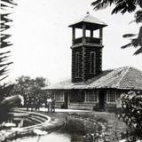 BALNEARIO LA CALDERA Hacia 1945