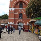 Torre del ex-convento del Carmen. Julio/2014