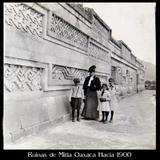 Ruinas de Mitla Oaxaca