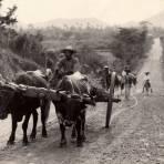Carretera antigua en México