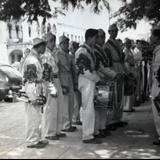 BANDA DE GUERRA Hacia 1948
