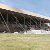 Zona arqueológica de Cacaxtla. Agosto/2014