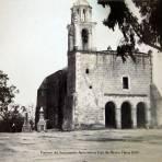 Panteon del Sacromonte Amecameca Edo. de Mexico