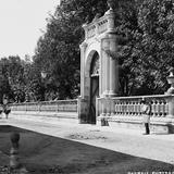 Jardín de San Marcos (por William Henry Jackson, c. 1888)
