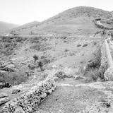 Cruce de carreteras cerca de Villar (por William Henry Jackson, c. 1888)