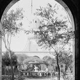 Patio de la Hacienda de Peotillos (circa 1888)