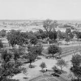 Vista panorámica de San Luis Potosí III (por William Henry Jackson, c. 1888)