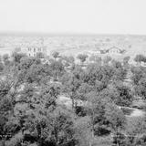 Vista panorámica de San Luis Potosí IV (por William Henry Jackson, c. 1888)