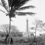 El Faro de Tampico (por William Henry Jackson, c. 1888)