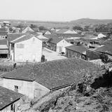 Vista panorámica de Tampico desde la Catedral IV (por William Henry Jackson, c. 1888)