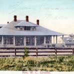 Residencia W.C. Greene