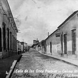 Calle de los Once Pueblos